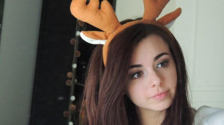 ❄ Cute ChristmasMakeup