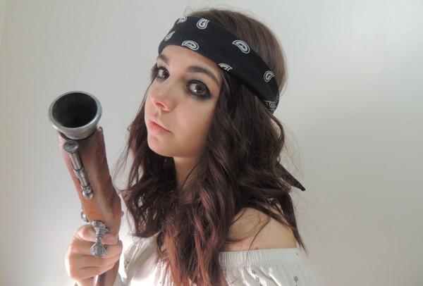 Yo Ho Yo Ho a pirate life for me …!